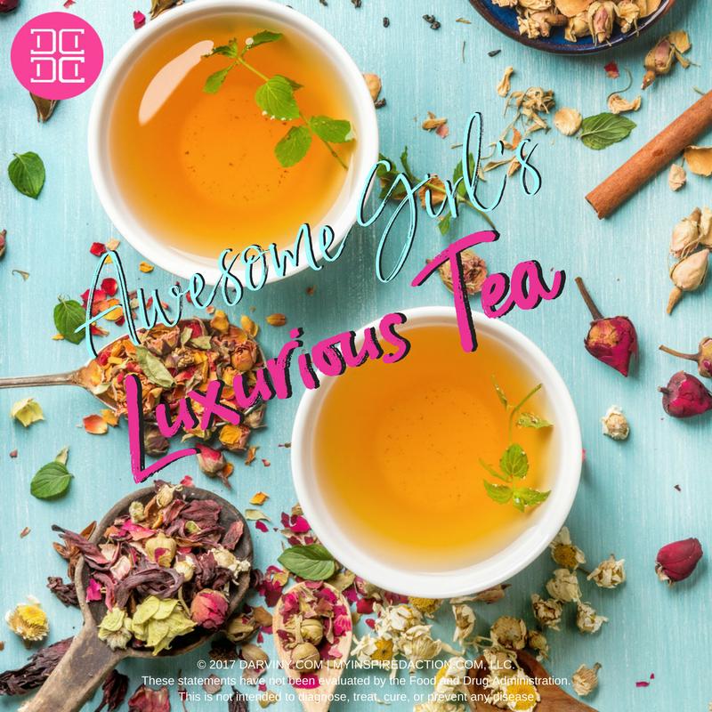 Luxurious Tea